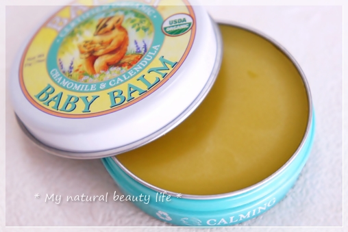 Badger Company, Baby Balm, Chamomile & Calendula