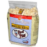 Bob's Red Mill, Gluten Free, Old Fashioned Rolled Oats