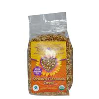 Lydia's Organics, Sprouted Cinnamon Cereal,