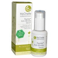 MyChelle Dermaceuticals, Peptide +Anti-Wrinkle Serum, All/Combination
