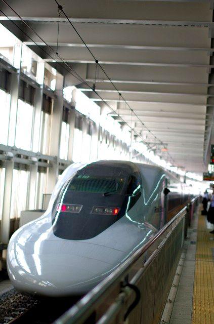 N700系RAILSTARとN700系