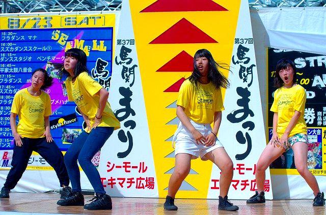 DanceIN 下関 part2