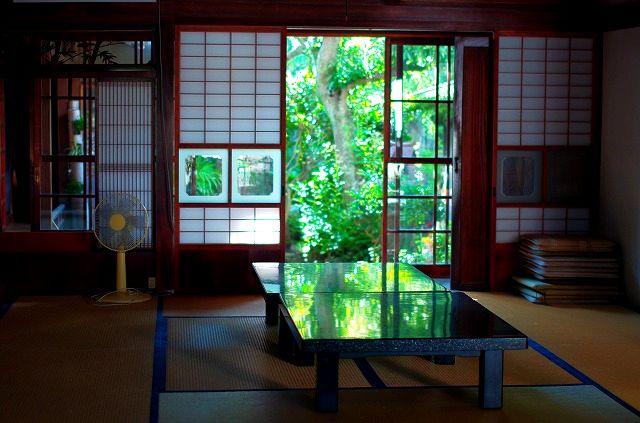 津屋崎千軒 藍の家