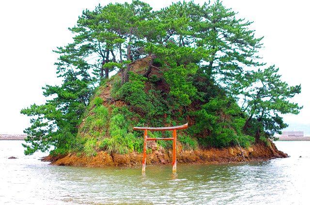 筑前大島 夢の小夜島