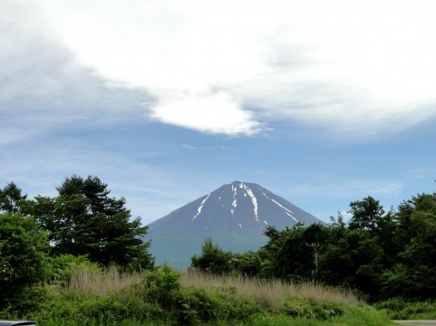木村政昭教授「富士山、今年噴火してもおかしくない」