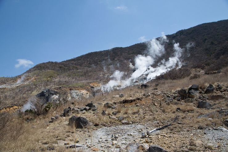 箱根山の火山性地震が4240回を超える…観測史上最多「かなり速いペース」