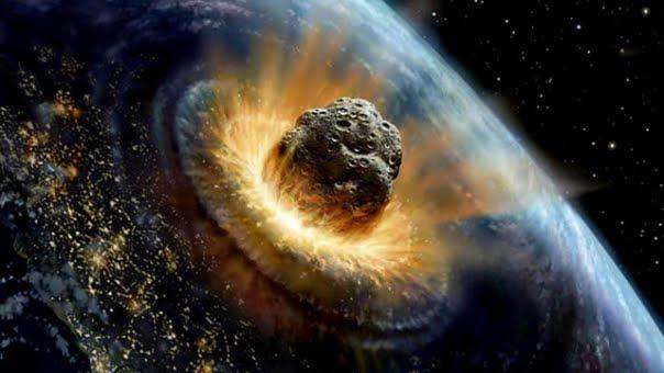 【2012 TC4】2017年…地球に巨大な隕石が衝突する可能性