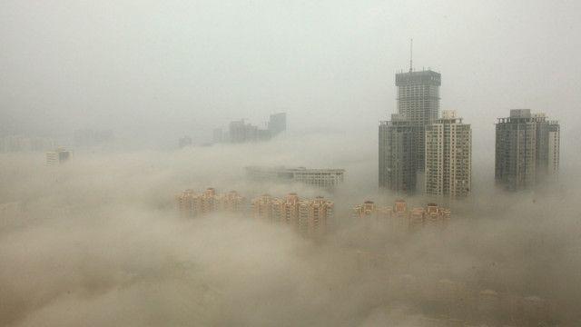 北京のPM2.5濃度は「もはや核の冬」 北京がえらいことに