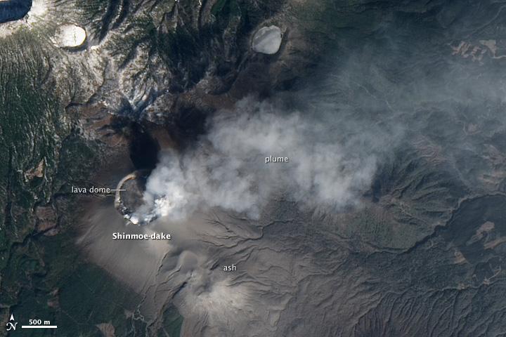 霧島連山・新燃岳「マグマだまりが膨張傾向」