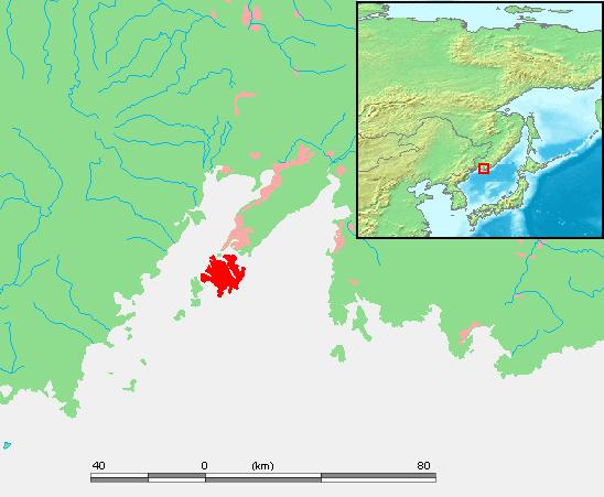 ウラジオストク近くM5.3の地震!沿海地方に珍しい海底型!何かがはじまっているのか