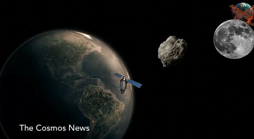 小惑星が接近中、地球のそばを8日午前3時頃に通過する見通し