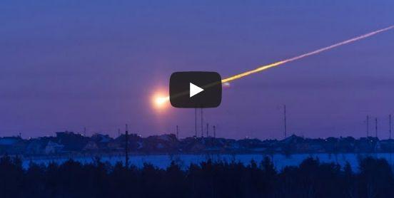 小惑星が地球に衝突する…2880年3月16日、巨大な爆発と地殻津波で人類は全滅