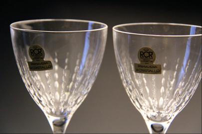 がぶがぶ飲みたいときに使うと便利な大容量でありながらセンスのあるワイングラス