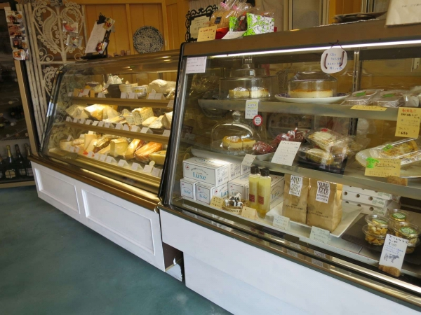 チーズ専門店・ラヴェドン
