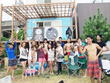 PROTY Lake Biwa Party 2014 13