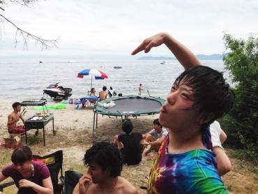 PROTY Lake Biwa Party 2014 15