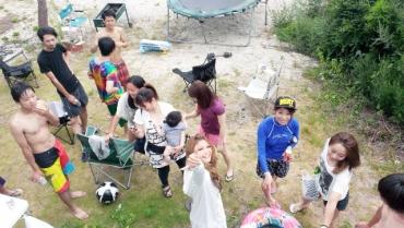 PROTY Lake Biwa Party 2014 16