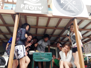 PROTY Lake Biwa Party 2014 11