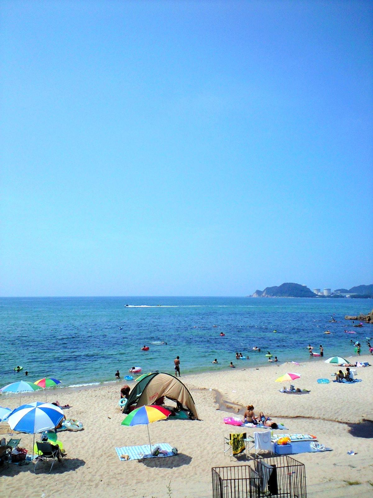 【第2話】福井県美浜町 ダイヤ浜