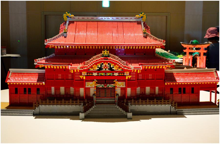 レゴで世界遺産・助手3